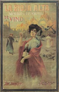 cartel-vinos-rioja-alta-cosecheros