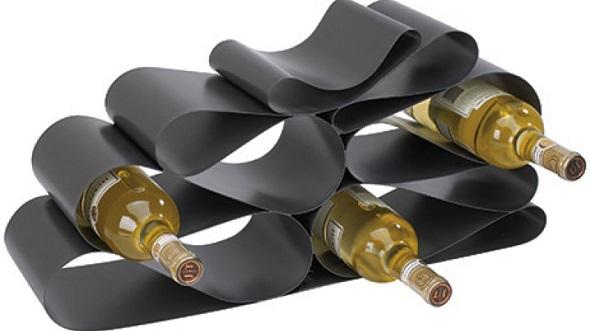 15 botelleros super modernos vinopack - Botelleros de diseno ...