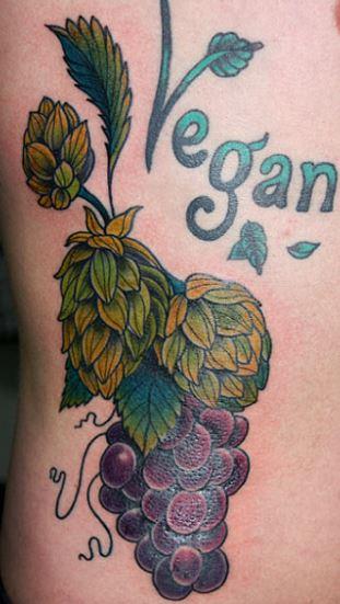 tattoo-vegan